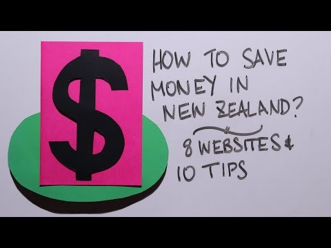 How can I save money in New Zealand? 8 websites and 10 tips to help.