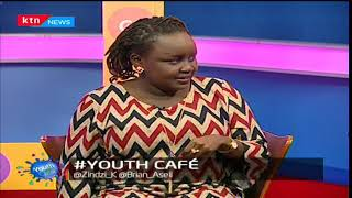 Youth Cafe: Uhuru's promises