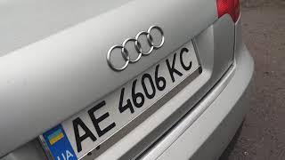 видео авто AUDI A4 в кредит