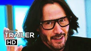 ALWAYS BE MY MAYBE Official Trailer (2019) Keanu Reeves, Netflix Movie HD