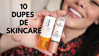 10 Dupes De Skincare   Lilia Cortés