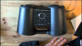 Sony portable Boombox ZSBTY52C.CED