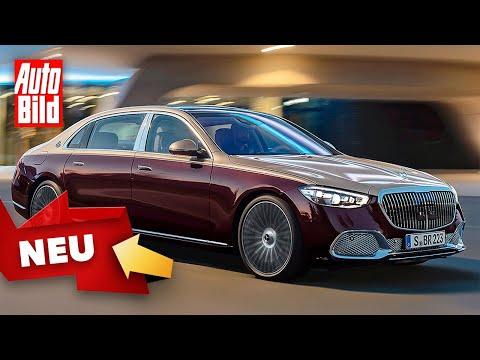 Mercedes-Maybach S-Klasse (2021): Vorstellung - Luxuslimousine - Info