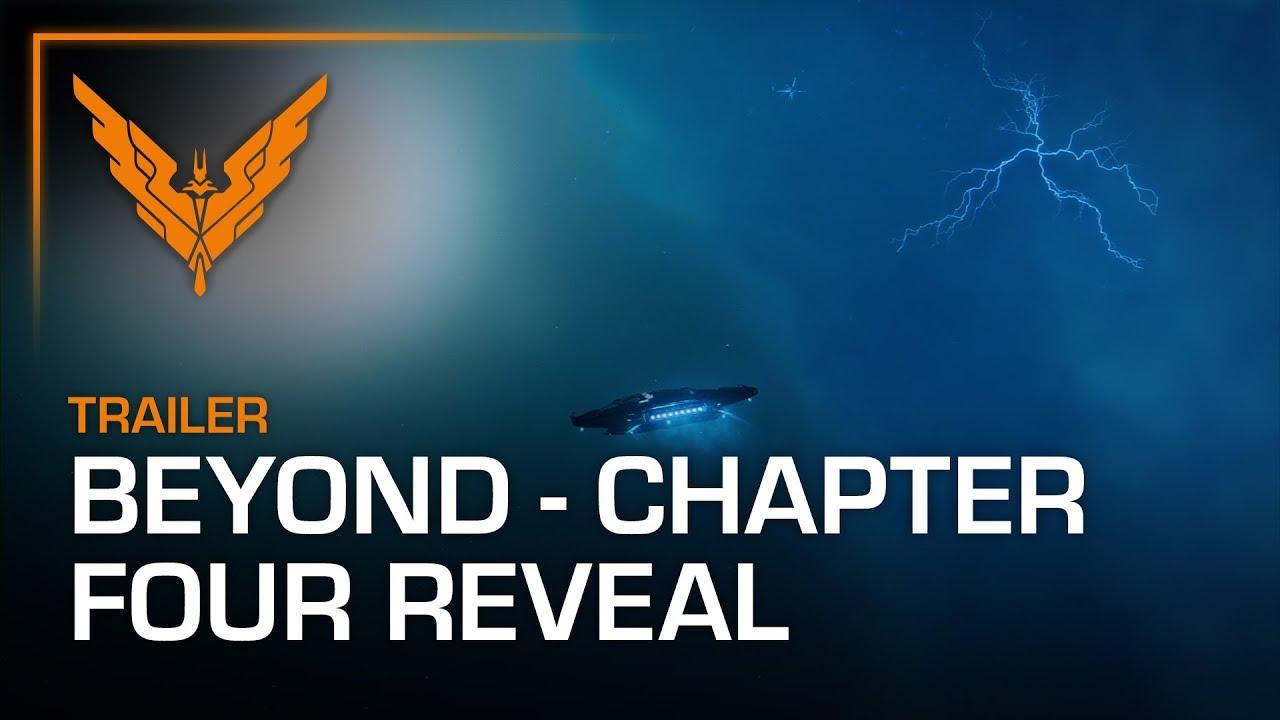 Elite: Dangerous - Beyond Chapter Four Reveal Trailer