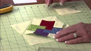 Mini Quilt  - Card Tricks (February 2014)