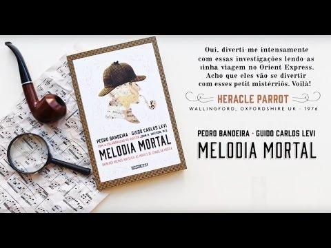 Booktrailer Melodia Mortal, de Pedro Bandeira e Guido Levi