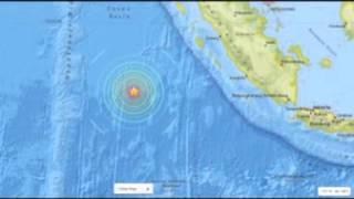 GEMPA  Kepulauan Mentawai Sumatera Barat Diguncang Gempa 78 Skala Richter