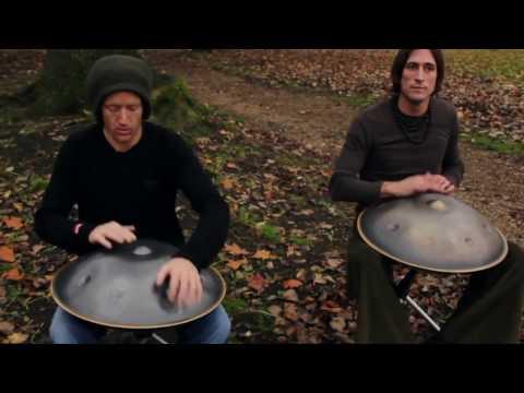 Космическая Тарелка Ханг / Hang (музыкальный инструмент) видео