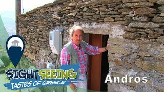 Andros | Traditional wine making in Andros