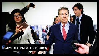 Rand Paul: Trump Has Every Right to Withhold Aid