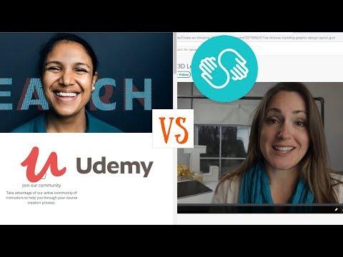 Udemy vs Skillshare - Which Online Learning Website is Best?