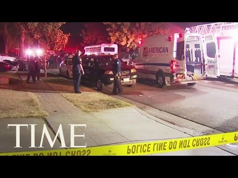 California Police Say 10 Shot, 4 Killed At Backyard Party   TIME
