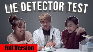 New Students Take The Lie Detector Test (Full Version)
