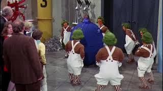 Willy Wonka-Oompaluumpa Blaubeer Song (Offizielles Musikvideo)