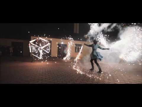 Відео Вогняне шоу 1
