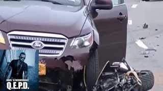 ( VIDEO IMPACTANTE ) Video De La Muerte De Jadiel El Incomparable  Brutal Accidente En Moto 2014