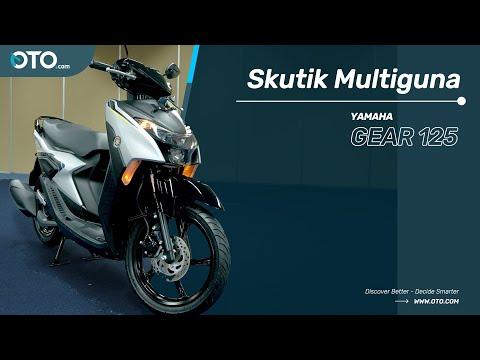 Yamaha Gear 125, Mulai Rp 16 Jutaan