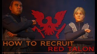 State of Decay 2 ~ How to Recruit Red Talon Mercenaries [And Farm High-End Gear]