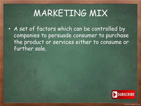 Download 8 7ps Of Marketing Marketing Mix For Services Prof
