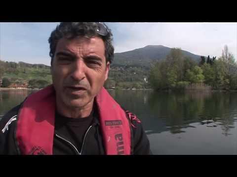 Il forum Kuban che pesca nel fiume Kuban