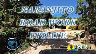 6/26/2017 Naranjito Road Work Update