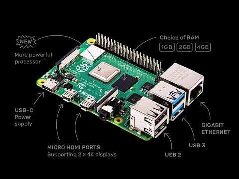 Download The New Raspberry Pi 4 Is Ready For 4k Video Video 3GP Mp4