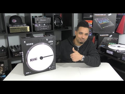 RANE TWELVE Turntable Controller Review