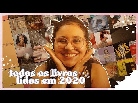 RANKING: TODOS OS LIVROS LIDOS EM 2020 | Abdução Literária