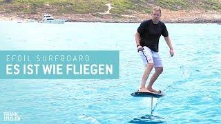 Die Surf Revolution - eFoil Surfboard | Frank Thelen