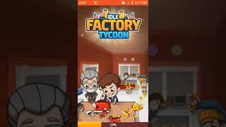 Idle Factory Tycoon LVL MAX - Самые лучшие видео