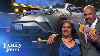 Car Stars: Merriett Family 🚗⭐️ | Family Feud