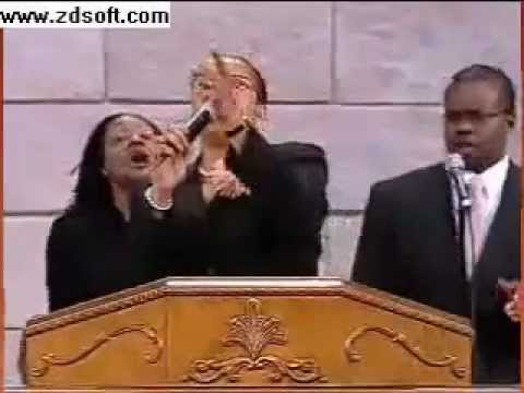 The Potter's House Mass Choir  My Worship Is For Real