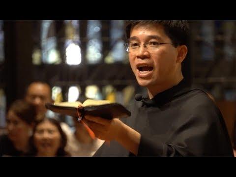 Viện Trưởng Viện Thần Học Giáo Hoàng Thánh Bonaventure – Lm. Tôma Nguyễn Đình Anh Nhuệ