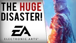 Look Out EA, US Govt. Investigates Loot Boxes + Battlefield V Fails & Gets Review Bombed!