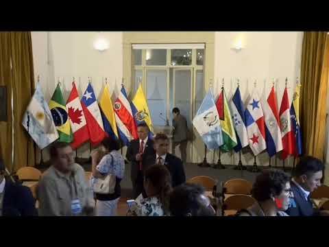 Grupo de Lima: Conferencia de prensa sobre la reunion sobre Venezuela