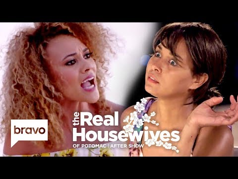 Ashley Darby Can't Believe She Ever Trusted Katie Rost | RHOP After Show (S4 Ep15)