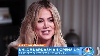 Khloe Kardashian Opens Up About Kims Robbery & Talks Kimye Divorce Rumors On The Today Show