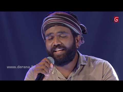 Sithin Witharak - Ravi Royster @ Derana Dream Star S08 ( 29-09-2018 )