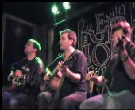 The Hall Brothers - Undertow (live)