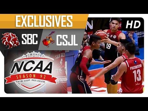 CSJL & SBC's unsportsmanlike behavior! | CSJL-SBC | Exclusive | NCAA 92 - 2016