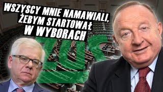 Stanisław Michalkiewicz. Temat reparacji wojennych od Niemiec NIE ISTNIEJE / Jak uzdrowić ZUS?