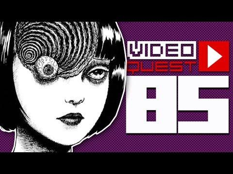 Video Quest 85 - Uzumaki, de Junji Ito