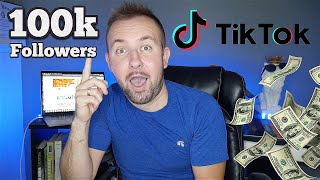 This Is How Much Money I Have Made On TikTok - 100K Followers (TikTok Creator Fund)