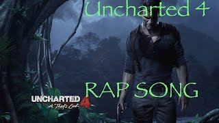 Uncharted 4 || Official RAP SONG! - 2015