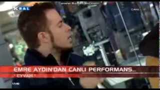 Emre Aydın - Eyvah (Akustik) Mehmet'in Gezegeninde (2013.12.19)