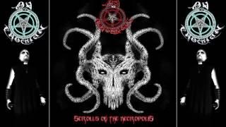 Ov Enochian - Scrolls Of The Necropolis (Full Album)