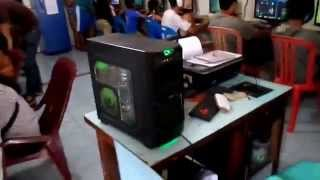 Diskless 1 3 Running Cyberindo - hmong video