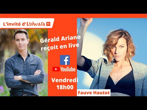 L'invité d'Ushuaïa TV  - Fauve Hautot