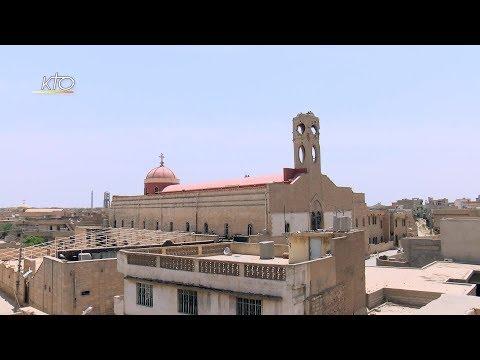 L'église Al Tahira de Qaraqosh