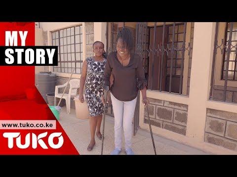 Doctors said I will never walk again - Doris Njoka | Tuko TV